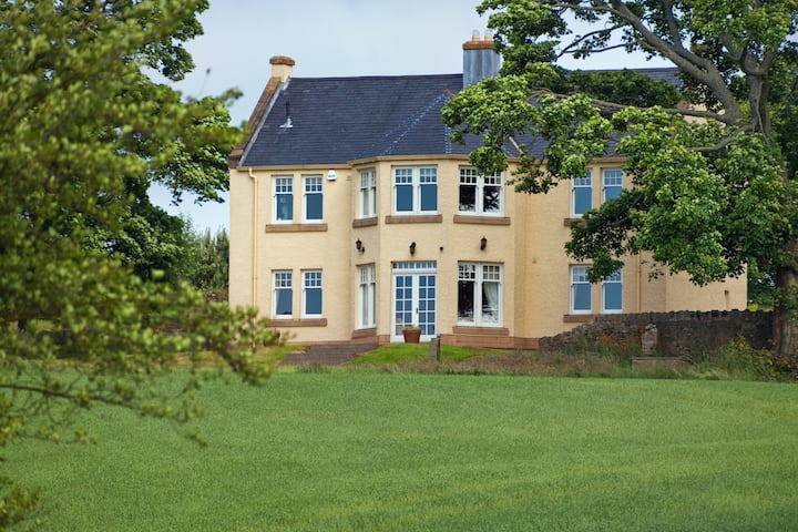 Picturesque Country Lodge | 20mins to St Andrews