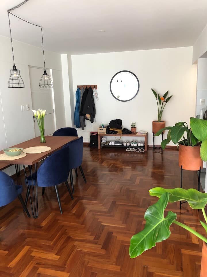 Share apartment
