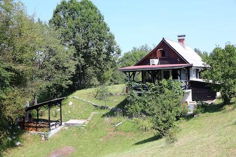"""Casa de vacaciones """"Casa de ensueño en el río"""""""