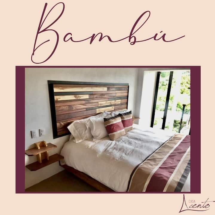 Bambú una suite de lujo