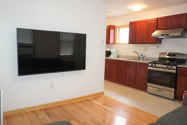Completely renovated Apt ★ 30 Minutes to Manhattan