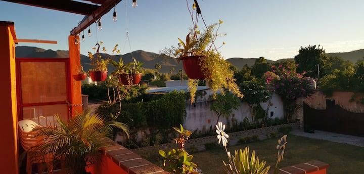 Casa habitacional en Álamos Sonora, Pueblo Mágico