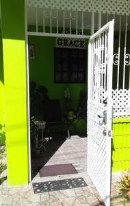 House of Grace main entrance