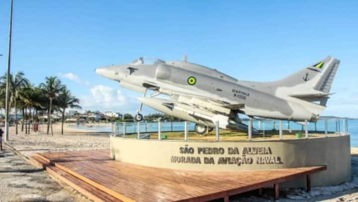 Centro de São Pedro da Aldeia - RJ por 70 reais