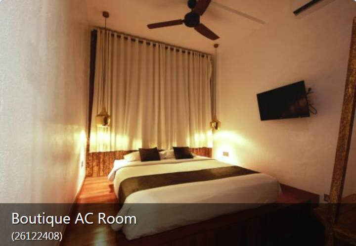 Echoland Bed & Breakfast, Boutique AC Room