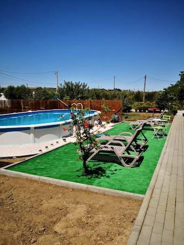 Quinta das Palmeiras - Casa de férias no Alentejo