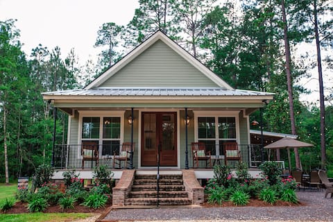 New Construction Cozy Country Cottage