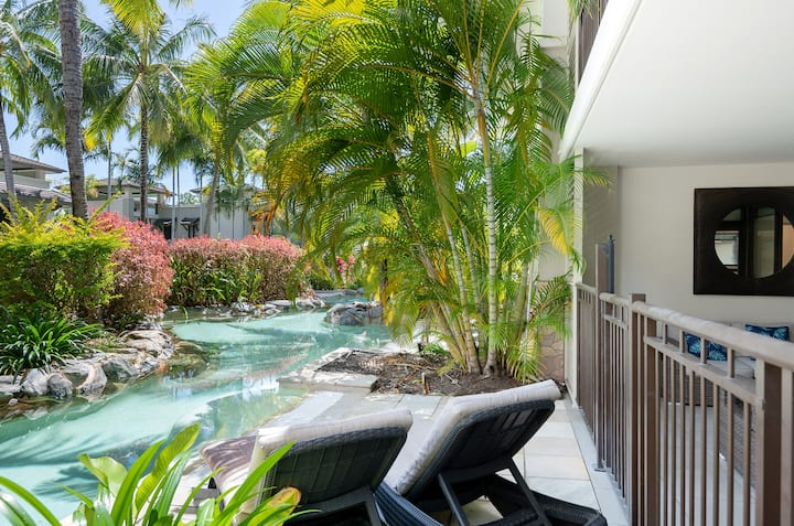 Sea Temple 140 | 2 Bedroom Swim Out Apartment