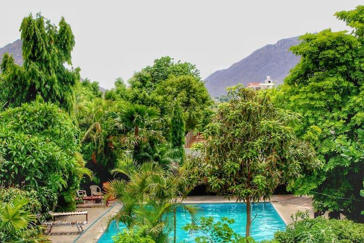 Delightful   Experience  in   Peaceful  Resort