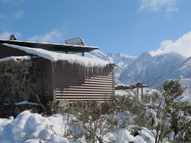 Discover the Andes, feeling the mountains!