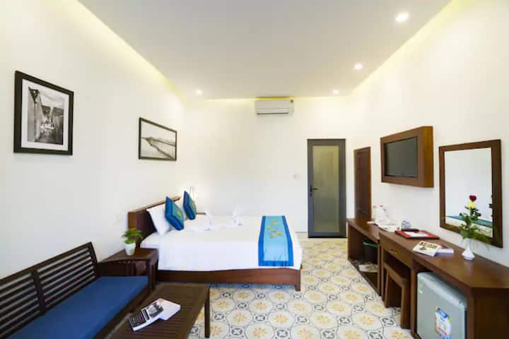 Romantic Room - 1bed with Pool & River View #2