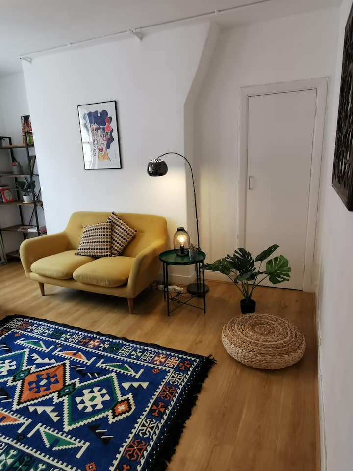 Cosy Studio Flat in Westminster
