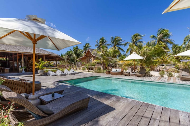 Boutique Yoga Garden  Bungalow - Seed Resort Rote