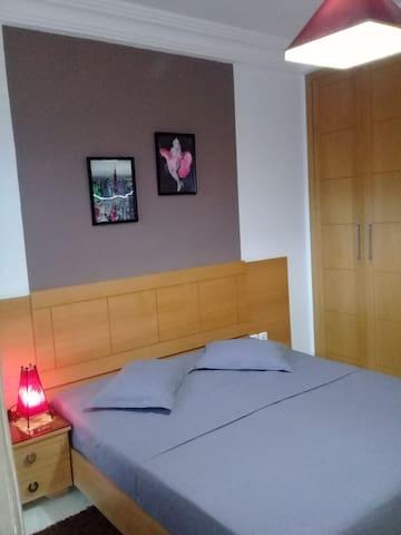 Bel Appartement Dans Le Nord De Hammamet.