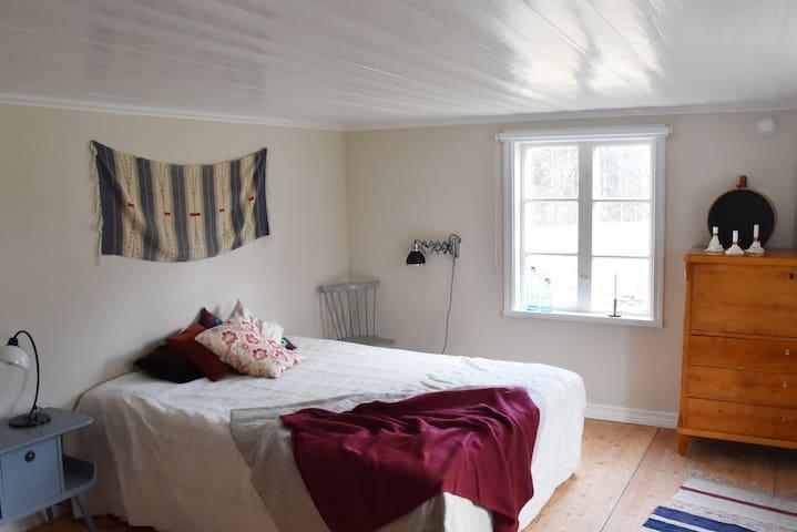 Sovrum nr1/ Bedroom nr1