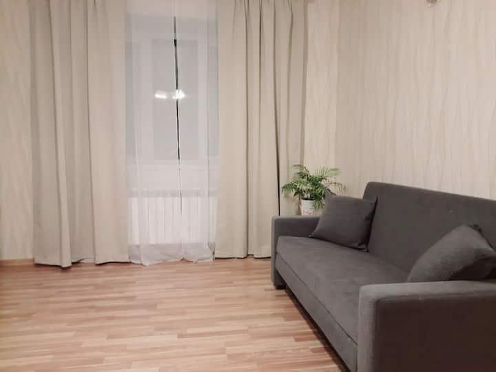 Уютная и теплая квартира в Центре города