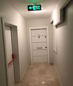 Acceso sin escalones a la entrada