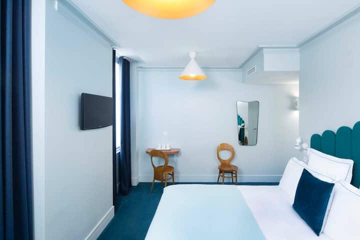 Superior Double Room in Paris Montmartre for 2