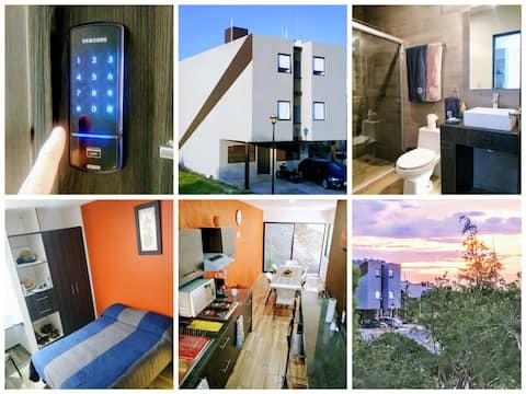 Habitacion privada El Nueve-6 2o piso