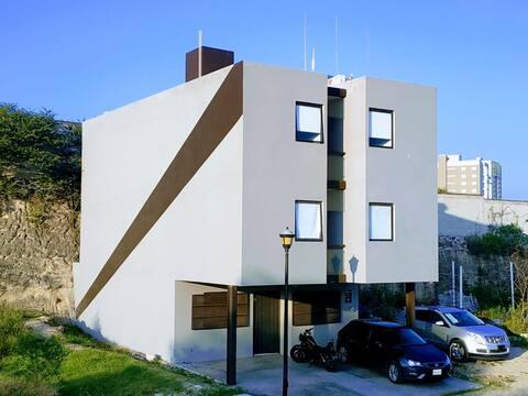 Habitacion privada, El Nueve-7 2o. piso