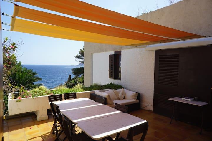 French Riviera - Villa by the sea