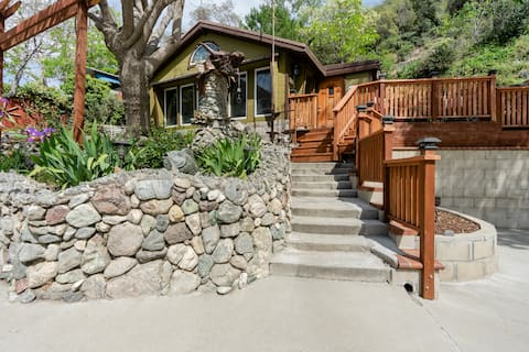 Lytle Creek Cabin