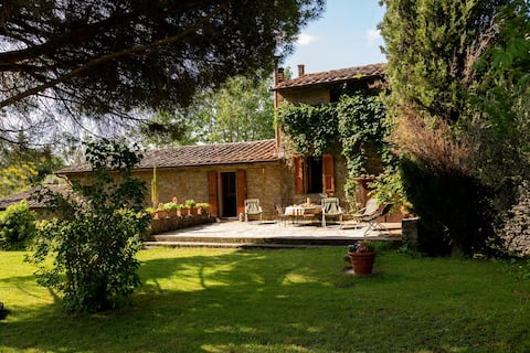 Beautifully restored villa with private pool