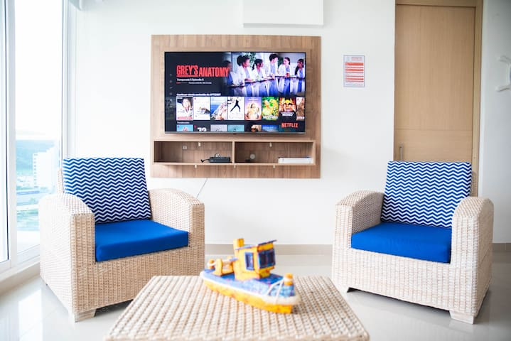 Luxury Condo Santa Marta Exclusive Private Beach