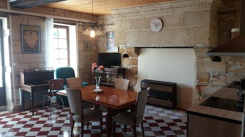 Appartement au  Haut Pourret à Saint Emilion