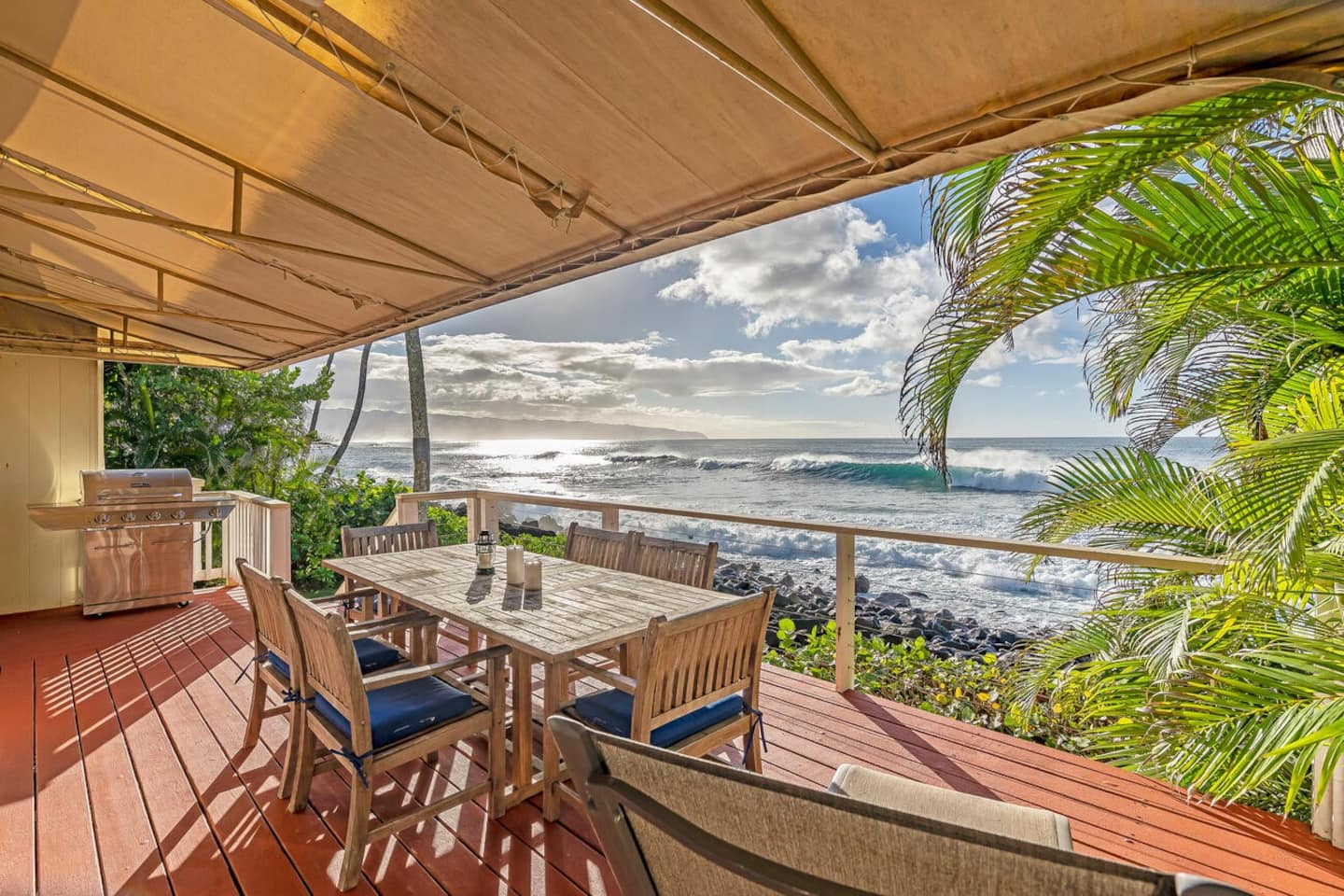Luxury Airbnb Rental in Oahu North Shore