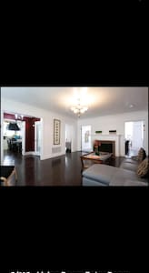 Living Room, Dining Room & Kitchen. No stairs. Easy to maneuver thru.