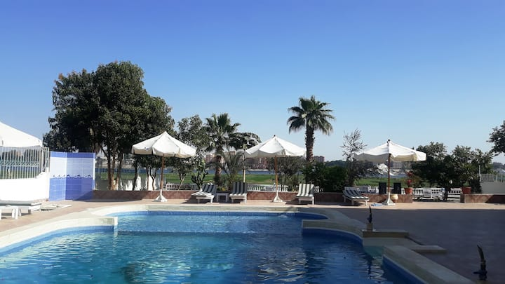 Nile View Hotel Luxor - Two Bedroom Apartment
