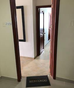 Ancho puerta de entrada