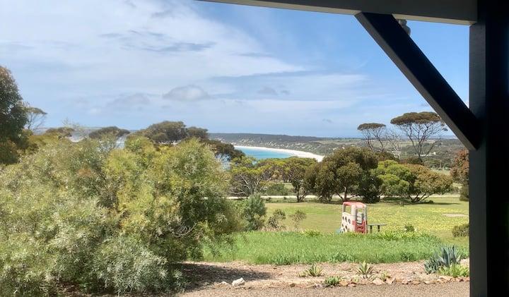 CABIN 1 - Peaceful sea views