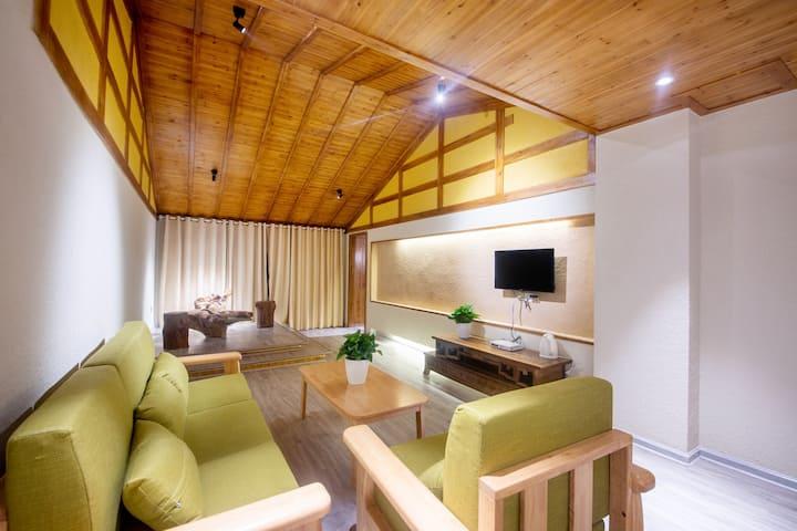 【宏福山庄】一室一厅套间/武陵源/张家界国家森林公园/门票站免费接送