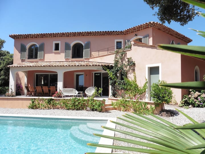 AGAY (France) - New house on the French Riviera