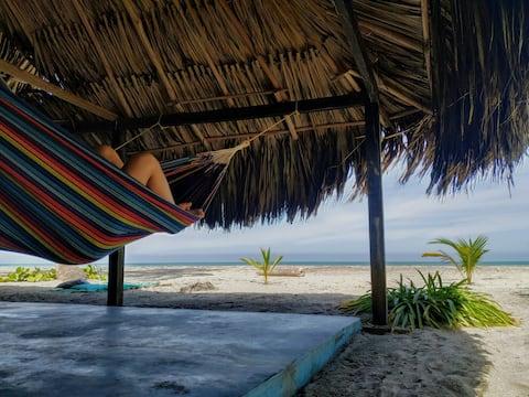 Playa NUBA,  200 mts of Private Beach Cottage