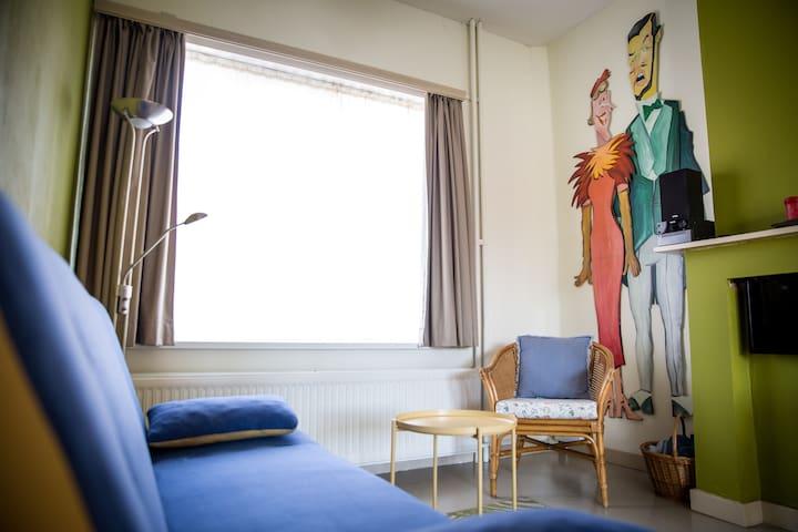 Logement Pulcinella, een uniek privé appartement