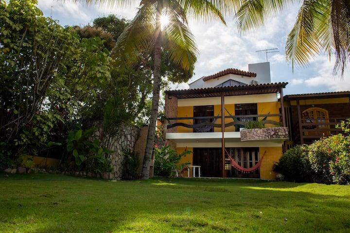 Ótima casa vila de Porto de Galinhas perto do mar