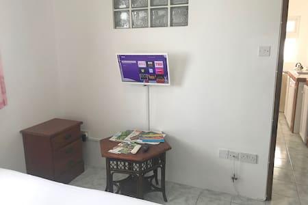 2nd TV in bedroom