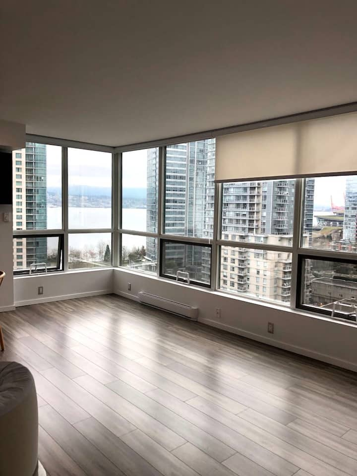 Coal Harbour High End Towers