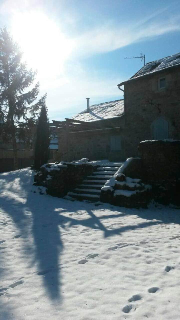 Maison du Four, Causse de Sévérac