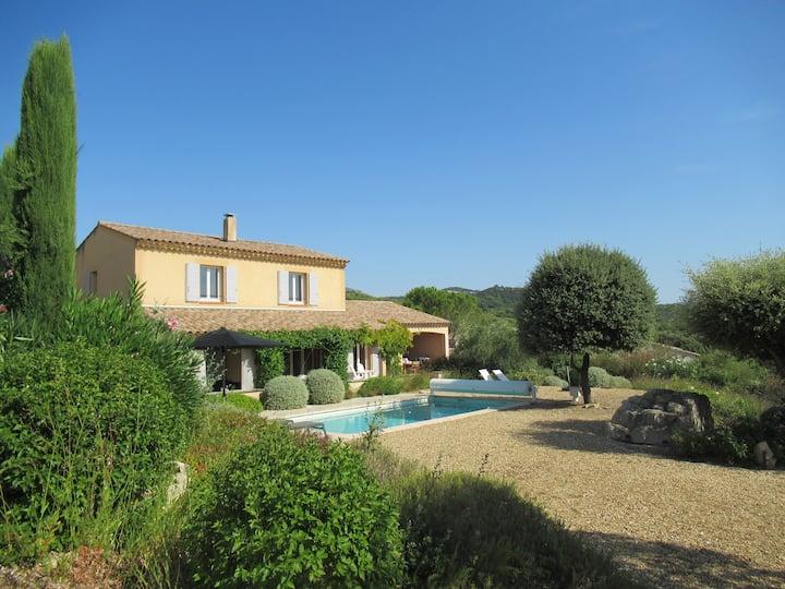 Villa du Moulin met privézwembad