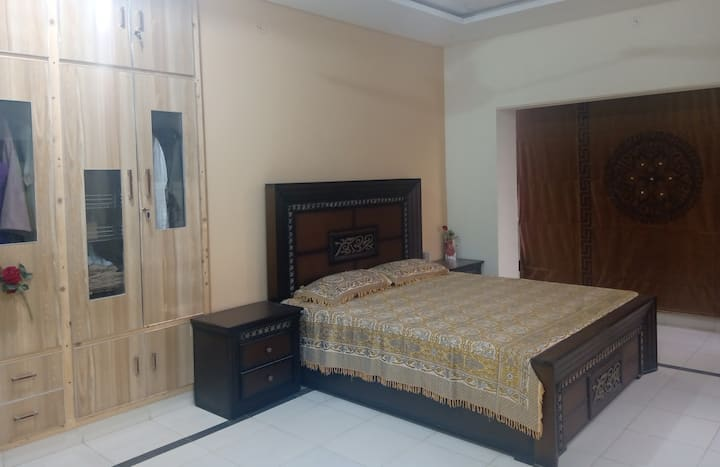 Villa 26 Km Away from M-5 Motorway  Rahim Yar Khan