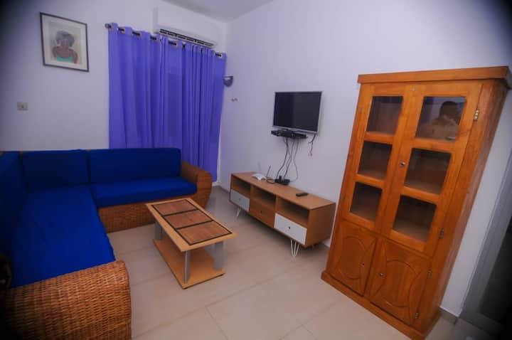Villa cosy équipée pour vos séjour à Lomé