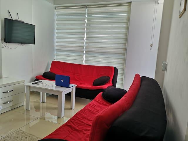 8- Living's Room