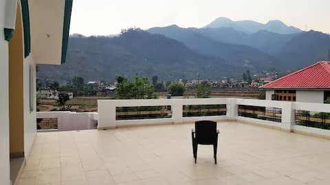 Suite / Family Room, Valley Retreat, Chowari