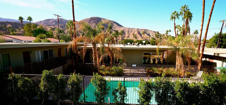 RE: #8,Mid-Cent.  Private, on Pool Above the Paseo