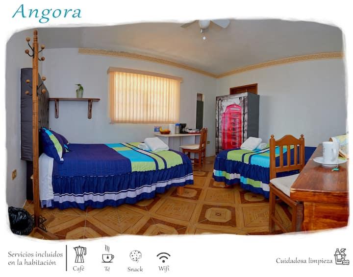 Habitación privada Angora