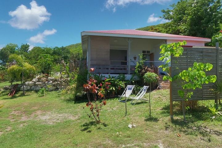 Villa MANGO tout confort à 400m du lagon